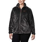 Columbia Fire Side II Sherpa Full Zip Fleece - Plus Womens Jacket