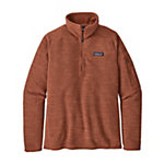 Patagonia Better Sweater 1/4 Zip Womens Mid Layer