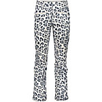 Obermeyer Printed Clio Softshell - Short Womens Ski Pants