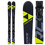 Fischer RC4 Race Jr. 4 Kids Skis with FJ4 GW AC SLR 80 Bindings 2020