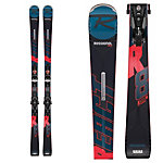 Rossignol React R8 TI Skis with Bindings 2020