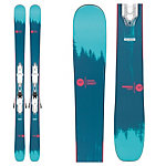 Rossignol Sassy 7 Womens Skis with Xpress W 10 Bindings 2020