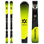 Volkl Deacon 75 Skis with vMotion 3 10 GW Bindings 2020