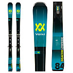 Volkl Deacon 84 Skis with LowRide XL Bindings 2020