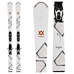 Volkl Flair 76 Womens Skis with vMotion1 10 Bindings 2020