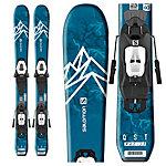Salomon QST Max Jr XS Kids Skis with C5 GW Bindings 2020