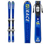Salomon S/Race Jr M Kids Skis with L6 GW Bindings 2020