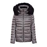 FERA Julia - Real Fur Womens Insulated Ski Jacket