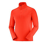 Salomon Discovery Half Zip Mens Mid Layer