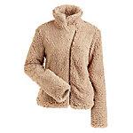 NILS Lisie Short Fuzzy Womens Jacket