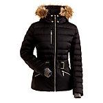 NILS Annastasia Faux Fur Womens Insulated Ski Jacket