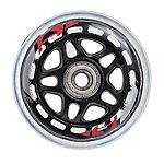 Rollerblade 80mm/82A Inline Skate Wheels with SG7 Bearings - 8pack 2020