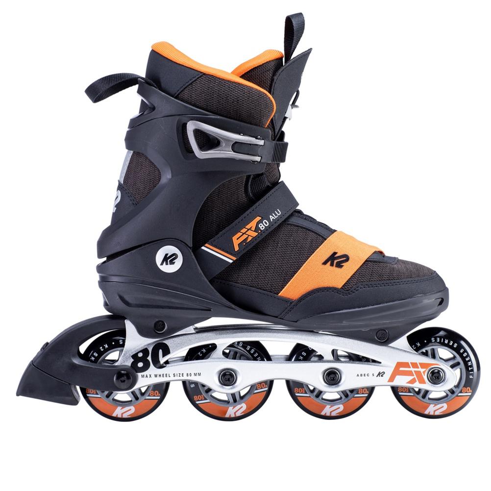 K2 F.I.T. 80 ALU Inline Skates