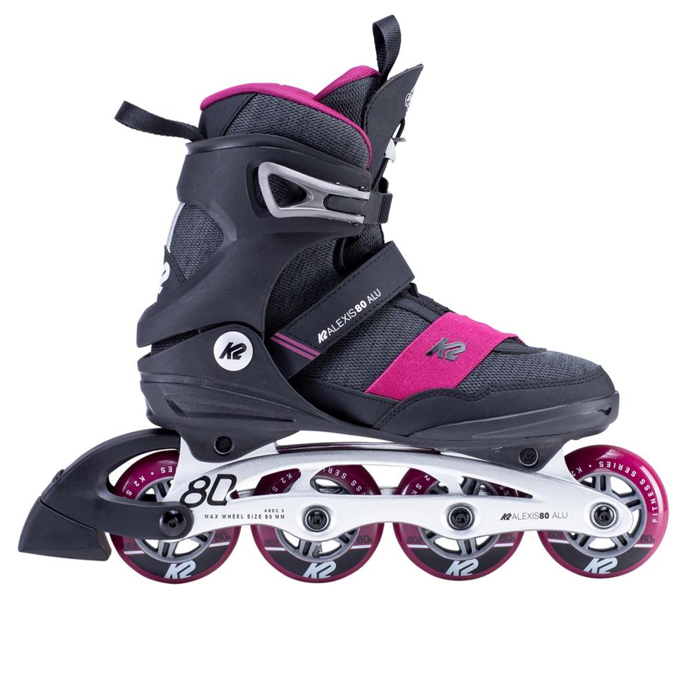 K2 Alexis 80 ALU Womens Inline Skates