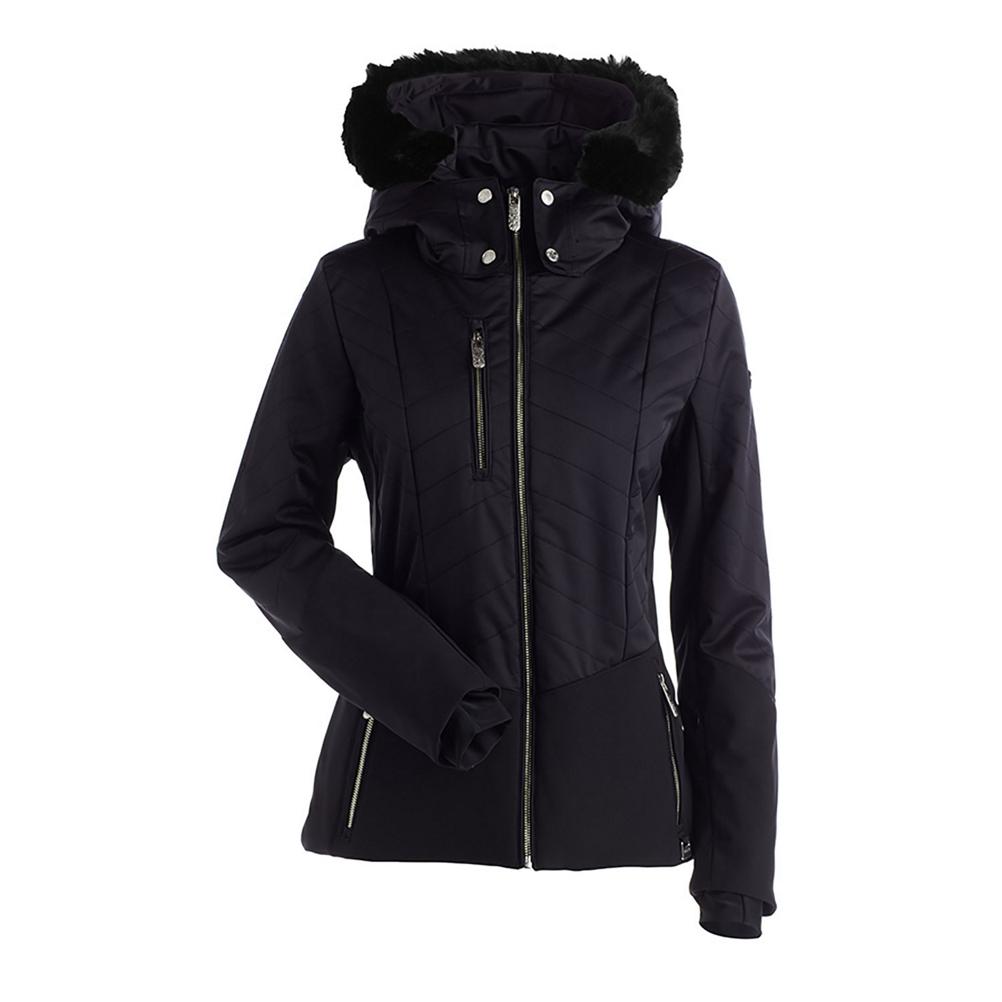NILS Khaleesi Faux Fur Womens Insulated Ski Jacket