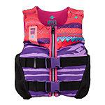Hyperlite Indy Neoprene Girls Junior Life Vest 2020