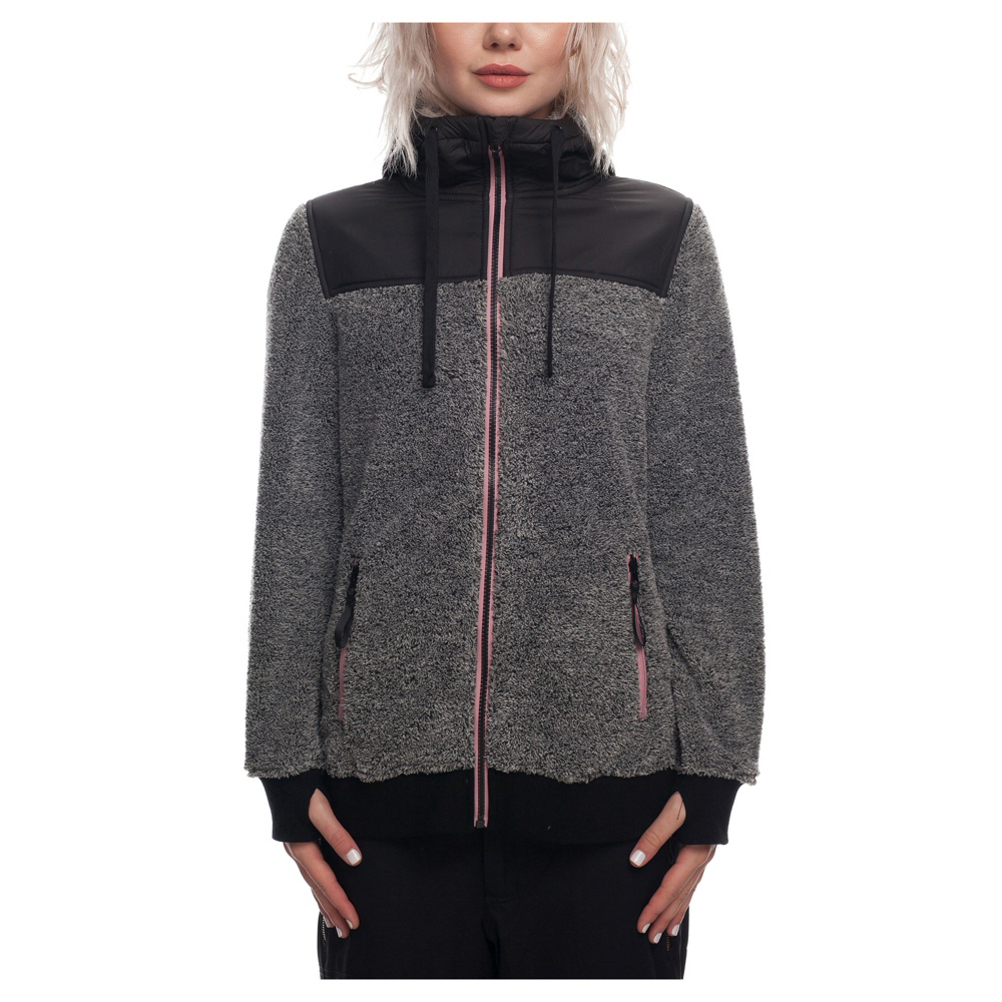 686 Flo Polar Zip Fleece Womens Hoodie 2019