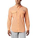 Columbia Permit Woven LS Mens Shirt