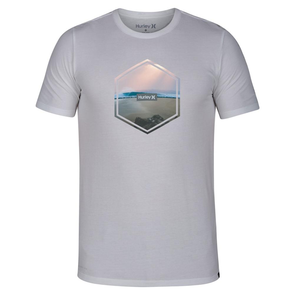 Hurley Dri-Fit Hex Short Sleeve Mens T-Shirt 2020