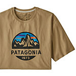 Patagonia Fitz Roy Scope Organic Mens T-Shirt