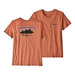 Patagonia Free Hand Fitz Roy Womens T-Shirt