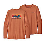 Patagonia Capilene Cool Daily Graphic LS Womens Shirt