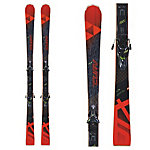 Fischer RC4 The Curv GT Race Skis with MBS 13 Race Track Bindings Bindings