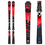 Rossignol Hero Elite LT TI Skis with Look SPX 12 GW Konect B80 Bindings 2020