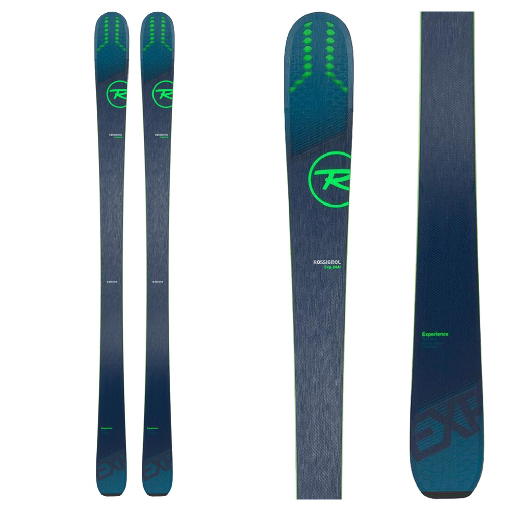 Image of Rossignol Experience 84 AI Skis 2020