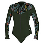 O'Neill Front Zip Long Sleeve Womens Surf Suit