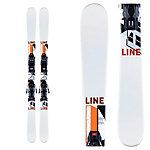 Line Tom Wallisch Shorty Kids Skis with Marker FDT 4.5 Bindings 2021