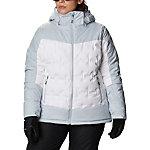 Columbia Wild Card Down Womens Insulated Ski Jacket 2021