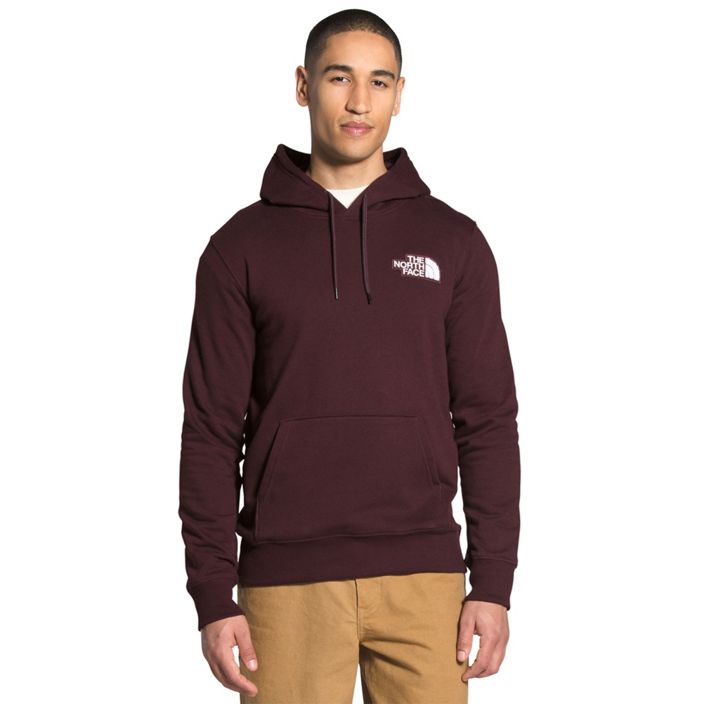The North Face Patch Pullover Mens Hoodie