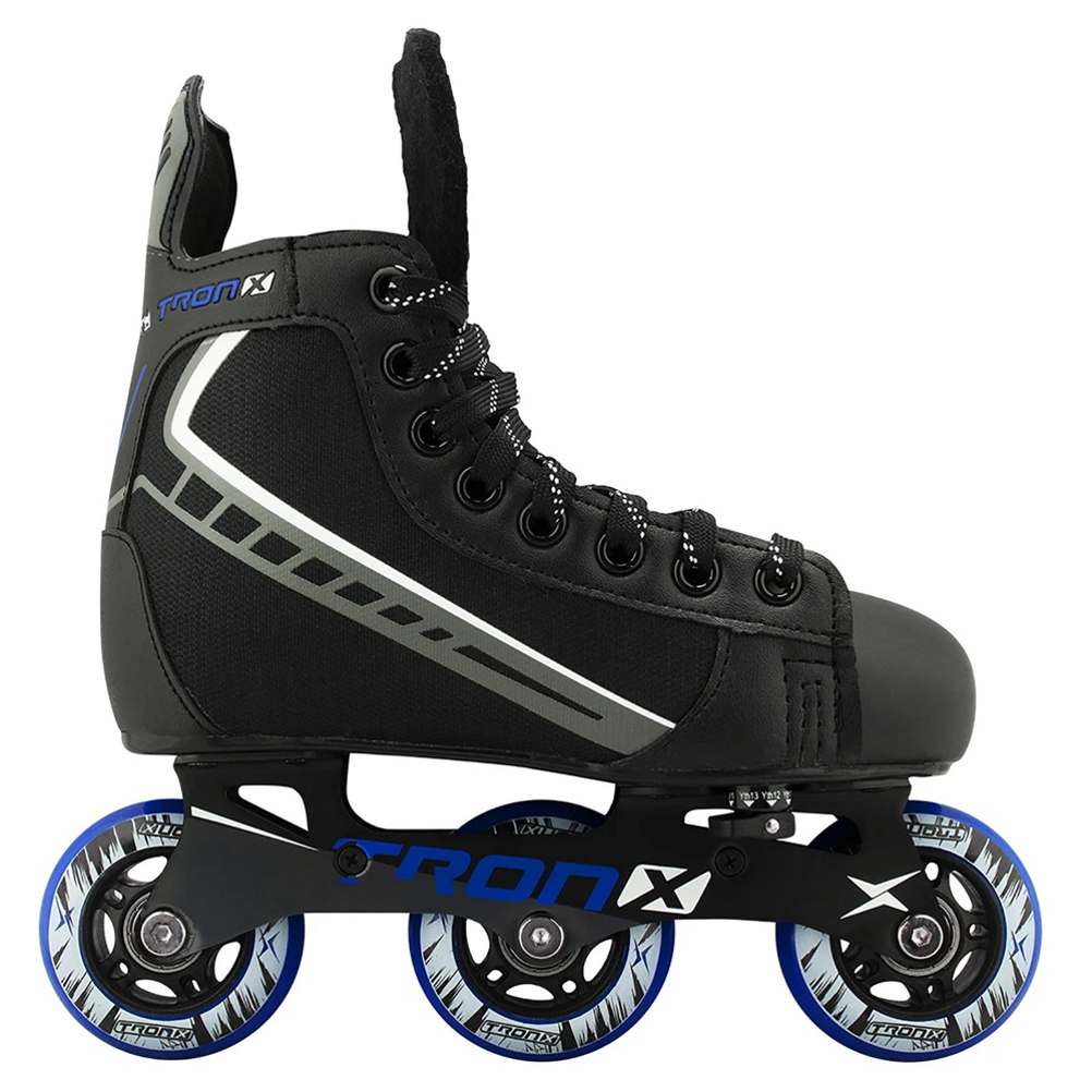 TRON X Velocity Jr. Kids Inline Hockey Skates