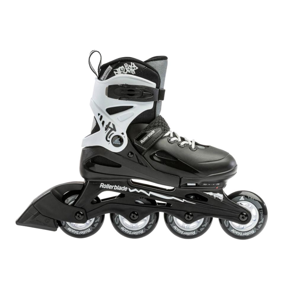Rollerblade Fury Boys Adjustable Inline Skates 2020 2020