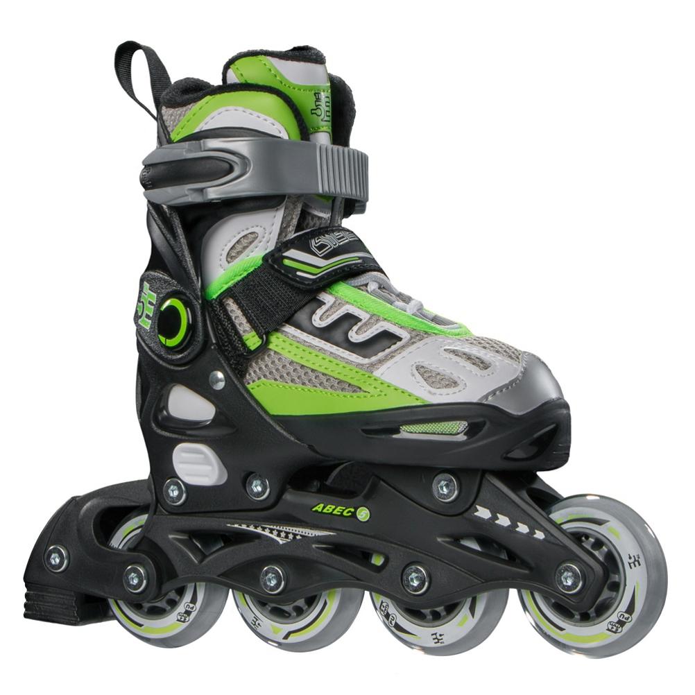 Used 5th Element B2-100 Adjustable Kids Inline Skates 2020