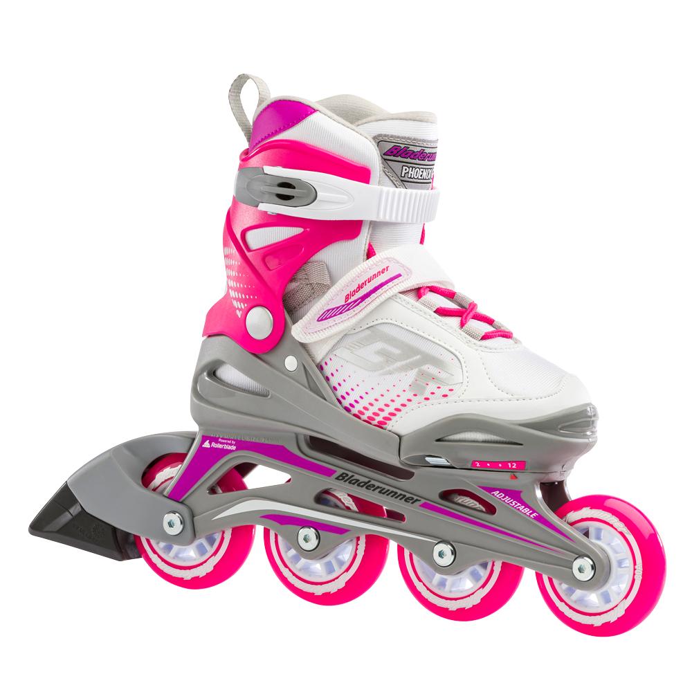 Bladerunner Phoenix Girls Adjustable Inline Skates