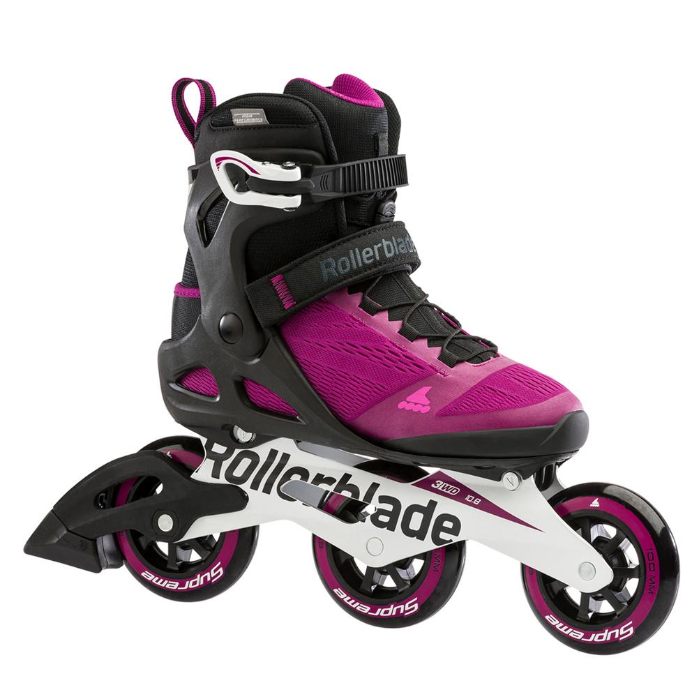 Rollerblade Macroblade 100 3WD Womens Inline Skates