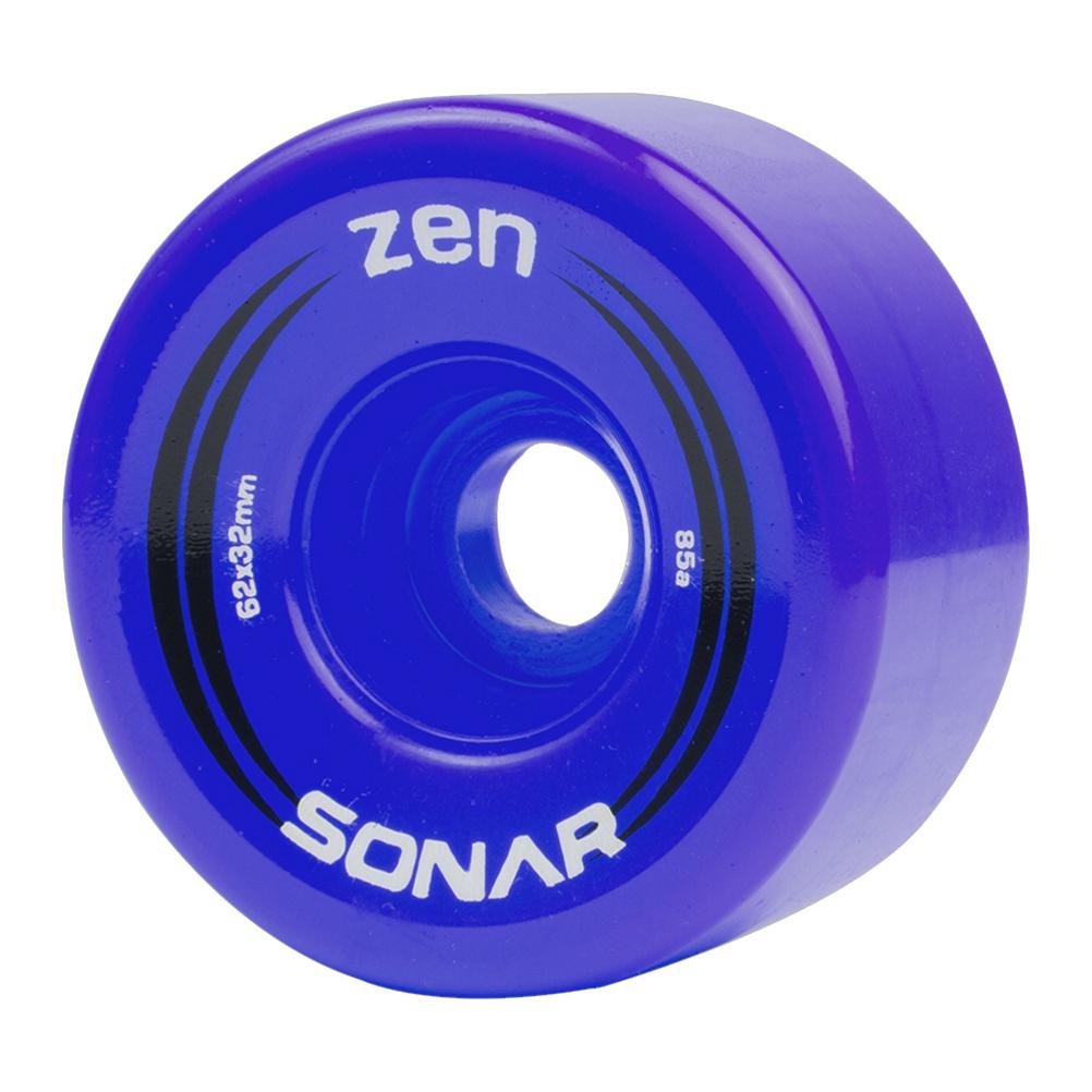 Riedell Zen Roller Skate Wheels - 4 Pack