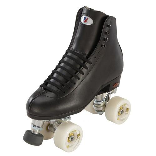 Riedell 120 Raven Artistic Roller Skates