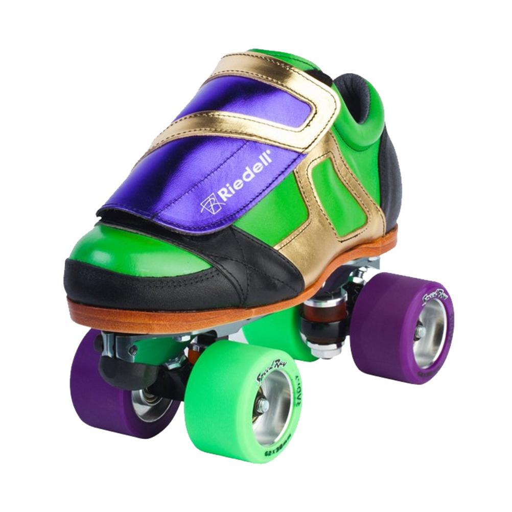 Riedell 951 Phaze Jam Roller Skates 2016