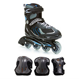 Pro 80 Mens Inline Skate with Pads, , 256