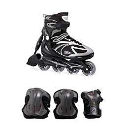 Performa ABT Mens Inline Skates with Pads, , 256