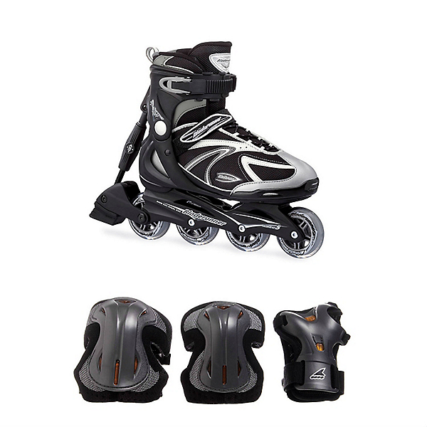 Performa ABT Mens Inline Skates with Pads, , 600