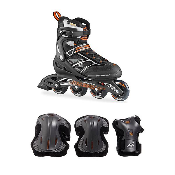 Zetrablade Mens Inline Skates with Pads, , 600