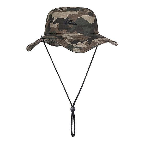 Quiksilver Bushmaster Hat, Camo, 600