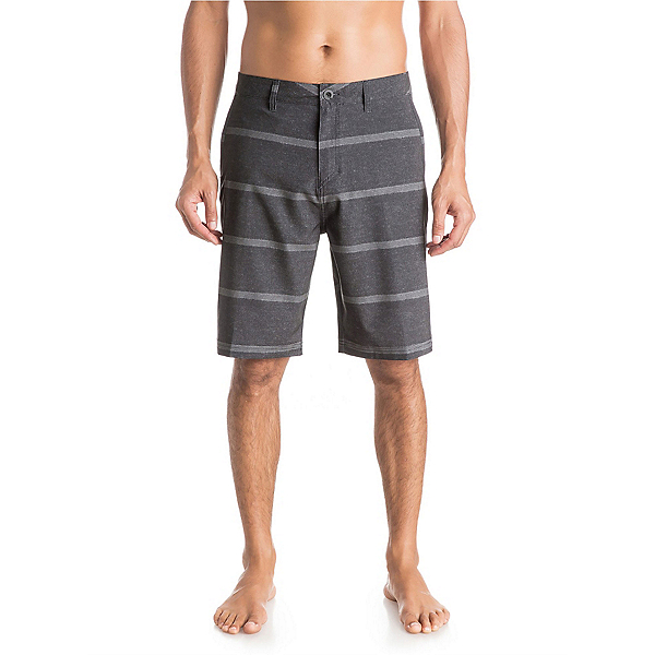 Quiksilver Stripes AMP 21 Mens Board Shorts, , 600
