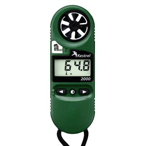 Image of Kestrel 2000 Pocket Thermo Wind Meter