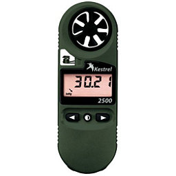 Kestrel 2500NV Pocket Weather Meter, Olive Drab, 256