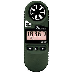 Kestrel 3500NV Pocket Weather Meter, Olive Drab, 256